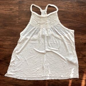 Abercrombie: sequined kids tank-top